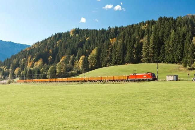 RCG с интелигентна система за проследяване на вагони