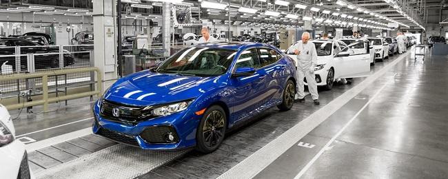Honda затваря завод във Великобритания