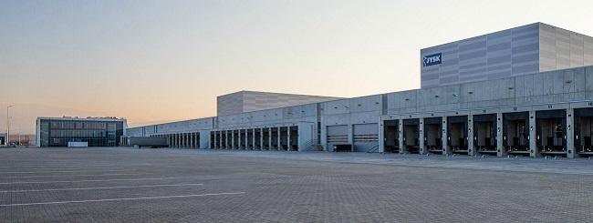 От дистрибуционния център на JYSK в Божурище се обслужват 7 пазара
