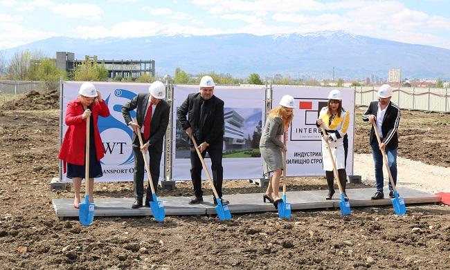 WTO започна строителството на логистичен център