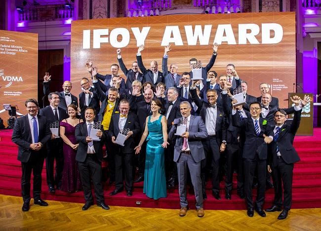 Нощта на наградите на IFOY 2019 (видео)