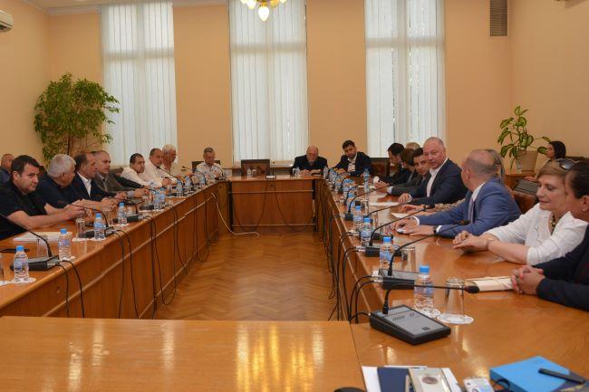 България иска европейска среща за Мобилност I