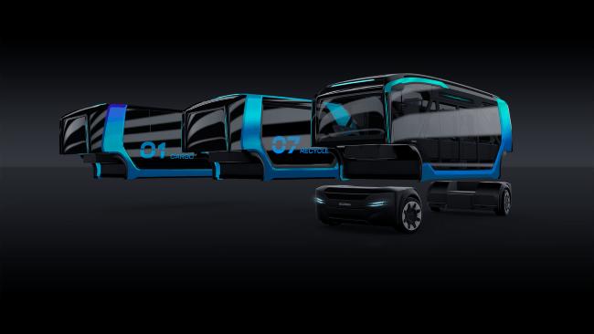 Scania влиза в бъдещето на градския транспорт с NXT