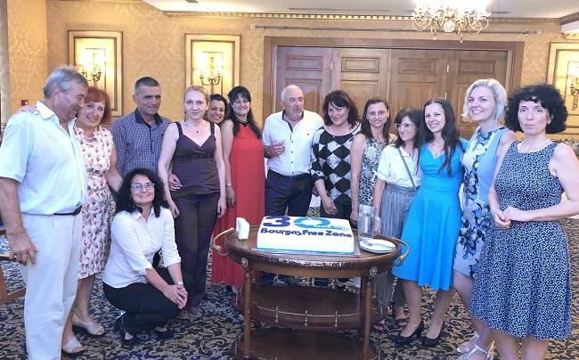 Свободна зона – Бургас празнува 30 години пазарен успех