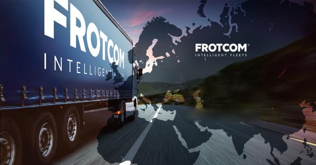 Frotcom оптимизира управлението на автопарковете