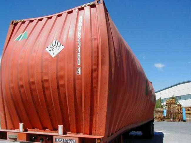 Блокчейн подобрява транспорта на опасни товари