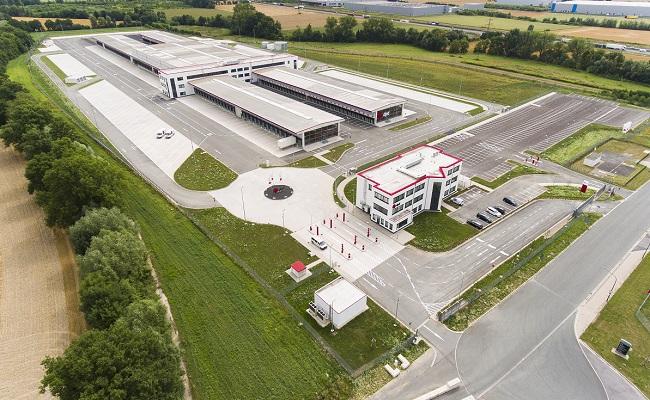 DPD отваря най-големия си сортировъчен център в Германия