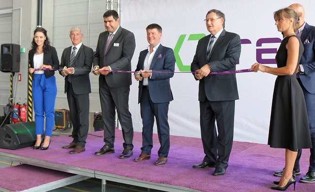 ТЕСИ с нов логистичен терминал за 7 млн. лв.