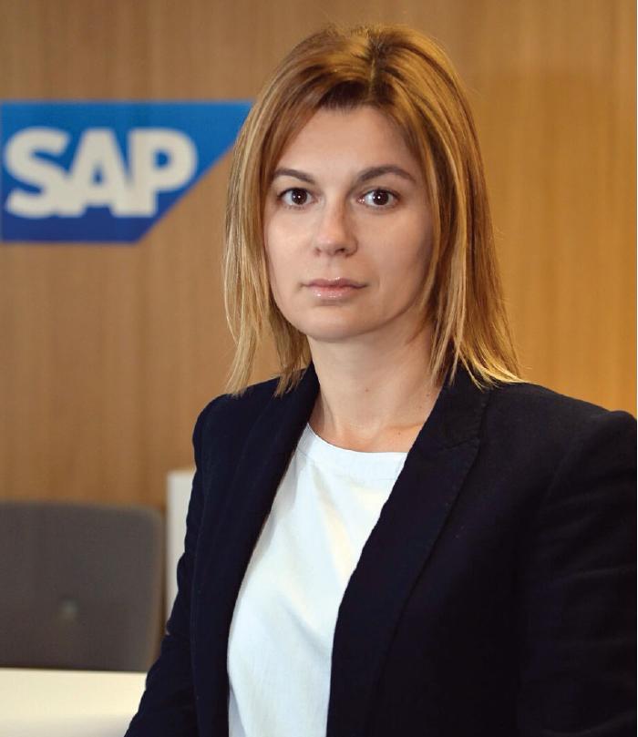SAP S/4HANA е цялостна платформа за интелигентно управление