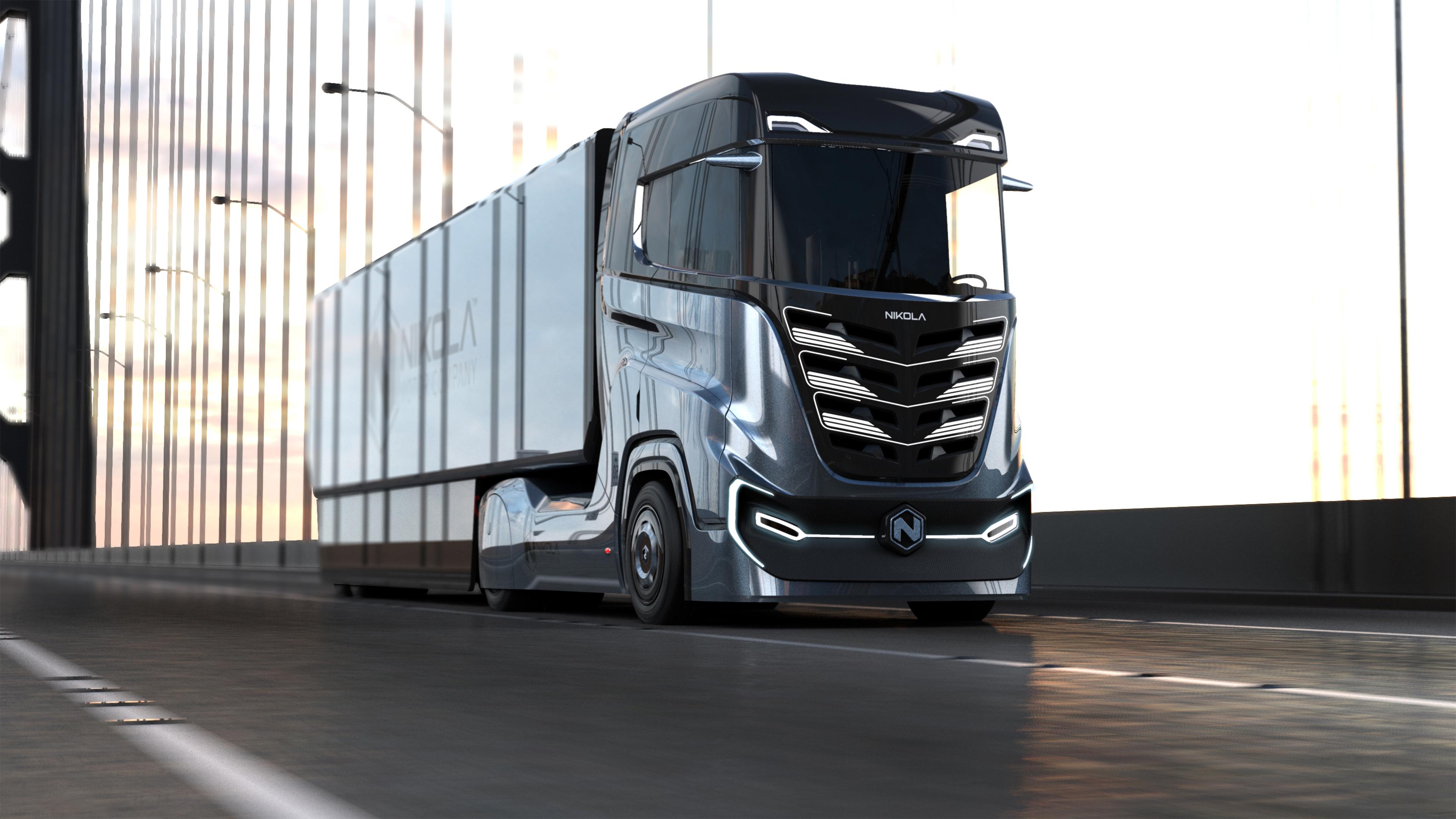 Трябва ли водачите да се страхуват от автономните камиони?