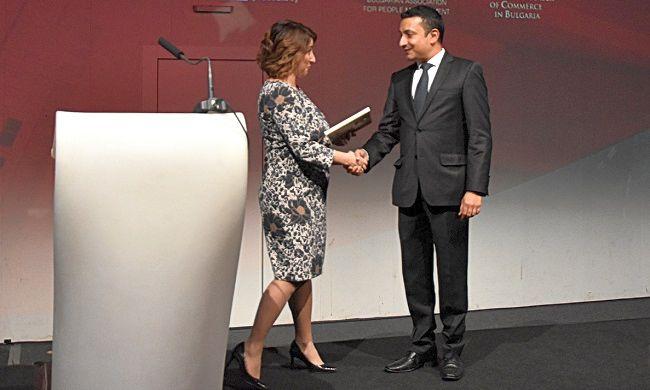 Дискордиа получи специално отличие като работодател