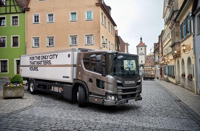 L-сериите на Scania вече със 7-литровия двигател
