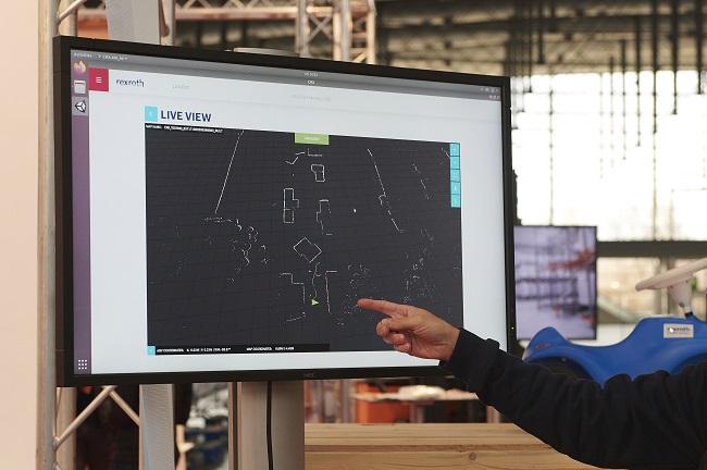 Locator на Bosch помага на машините да виждат