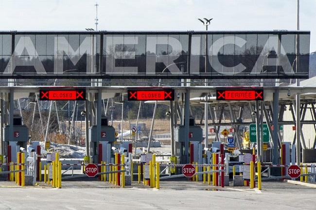 Затварят границата между САЩ и Канада