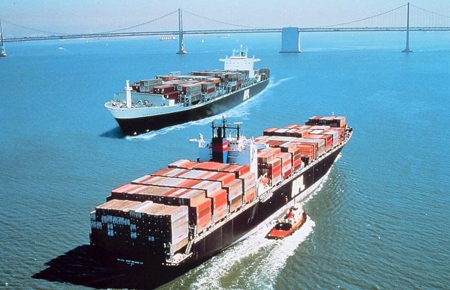 Вирусно цунами за контейнерните плавания