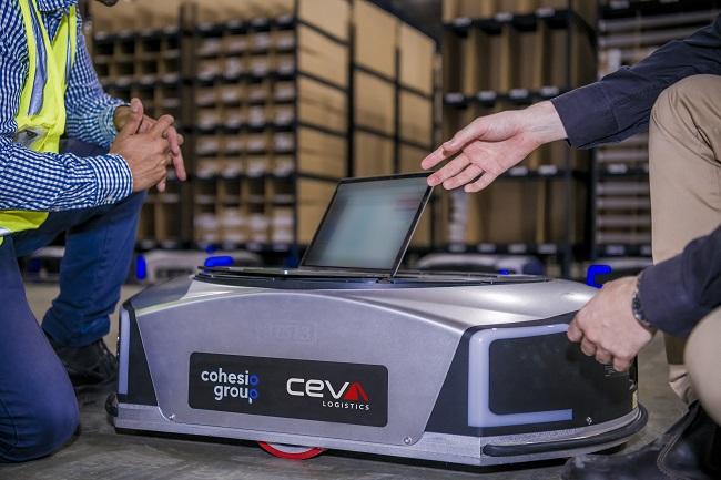 Роботи ускоряват работата в склад 4 пъти