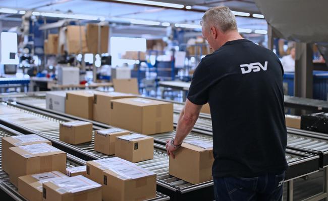 DSV с нова услуга за е-търговия