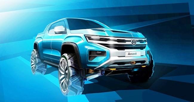 Ford и Volkswagen пускат ванове и пикапи на общи платформи