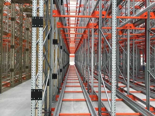 Бърза и точна дистрибуция чрез буферни складове