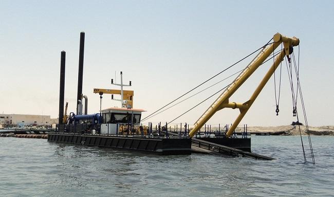 Нова драгажна техника за река Дунав