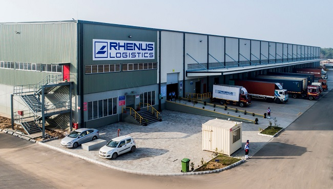 Rhenus разширява складовите си площи в Индия