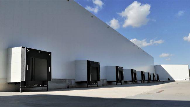 Новата база на ОЙРОШПЕД в Русе осигурява бързи доставки до Румъния и България