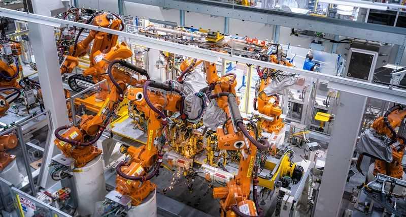Volkswagen разшири завода си в Познан