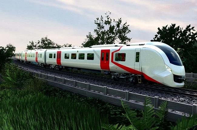 Оборудват 275 влака в Англия с батерии