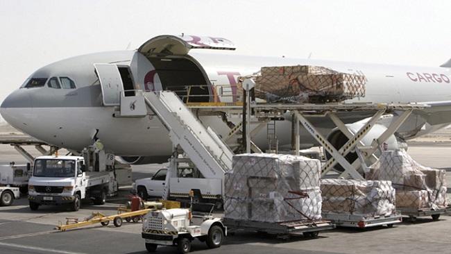 Въздушният товарен транспорт губи пазарни дялове