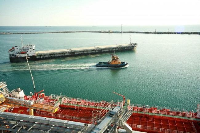 Ново руско пристанище свързва Азия с Европа