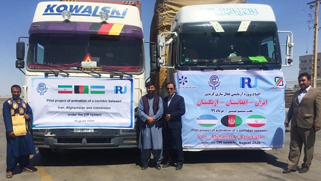 IRU: Нов TIR коридор тръгва в Азия