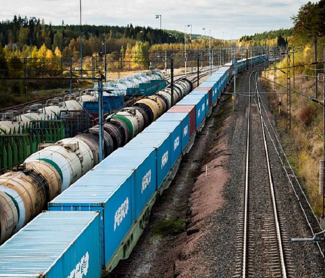 Първи дигитализиран жп транзит между Азия и Европа