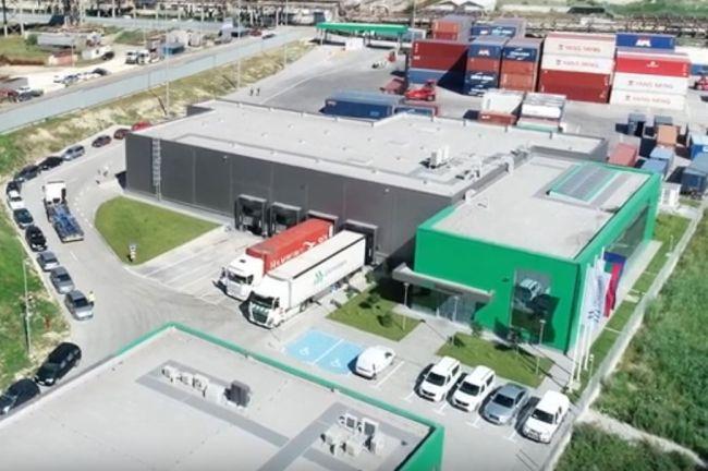 Логикорп - модерният подход при обработка на контейнеризирани товари