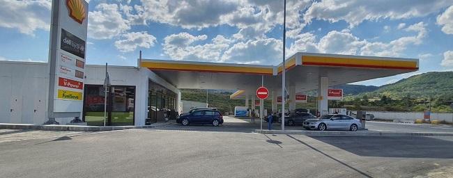 Нов облик на Shell в Калотина