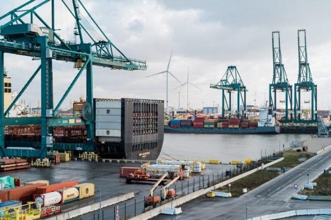 DB Cargo с нови жп връзки от и до Ротердам и Антверпен
