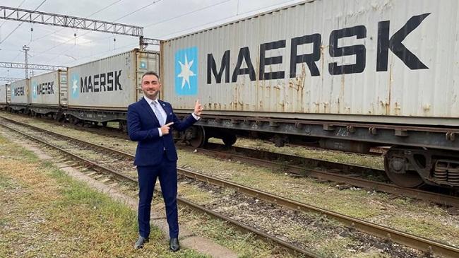 Пускат блок-влак от Китай до Грузия