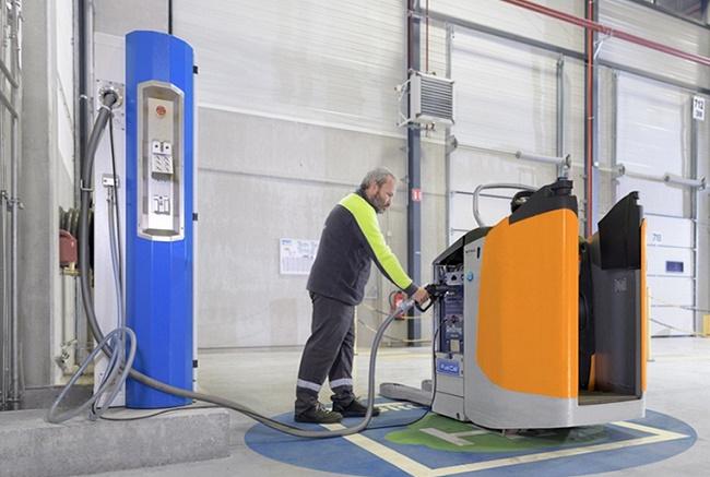 Субсидии за складови машини на водород