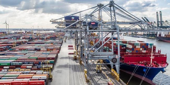С над 4% ще се свие международната морска търговия