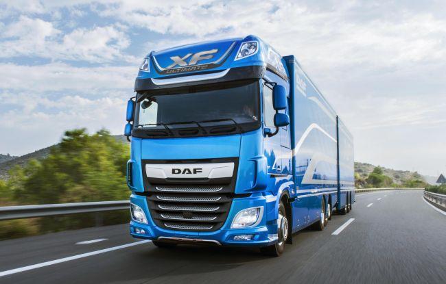 Нов пакет от подобрения за DAF CF and XF
