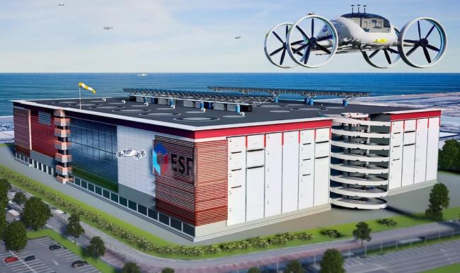 Товарни дронове ще разнасят пратки в Япония