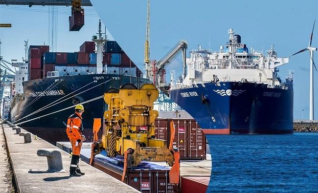 Двата най-големи белгийски порта се обединяват