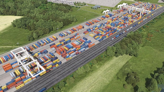 Изграждат нов жп възел в Унгария