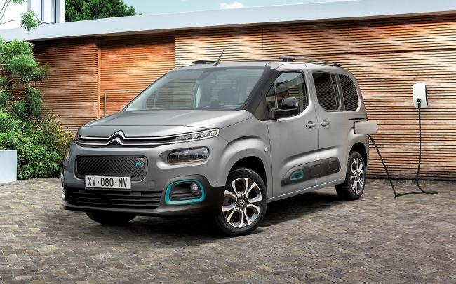 Електрическият Citroën ë-Berlingo