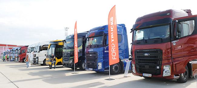 716 нови камиона за първoто тримесечие на 2021 г.