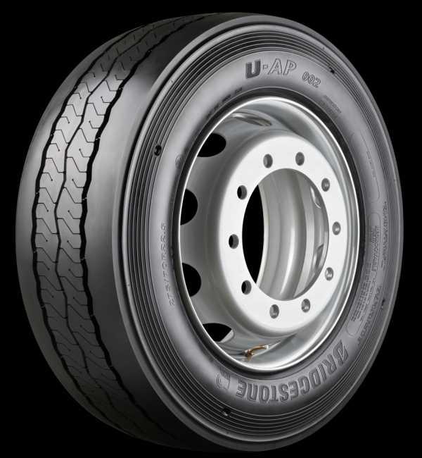Bridgestone подобрява градската мобилност с автобусната гума U-AP 002