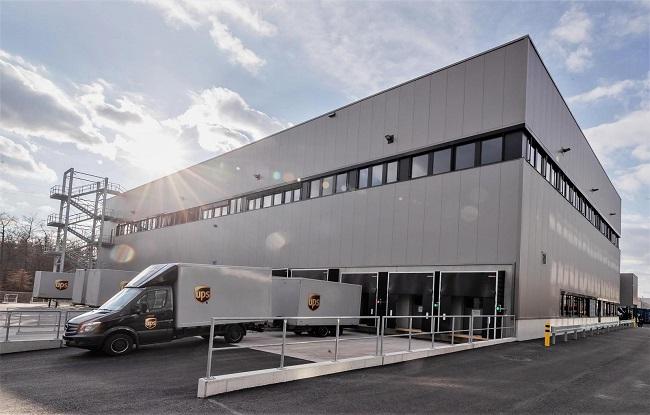 UPS се мести в нов хъб