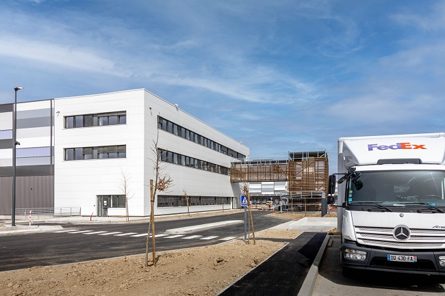 FedEx Express се мести в нова еко база в Тулуза