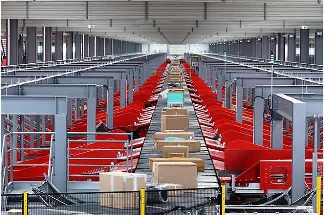 DPD France отваря най-големия си хъб във Франция