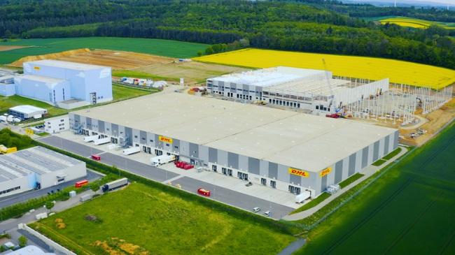 DHL Supply Chain изгражда зелен логистичен център