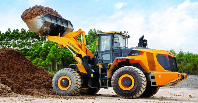 LiuGong се доказва като една от най-добрите марки за строителни машини